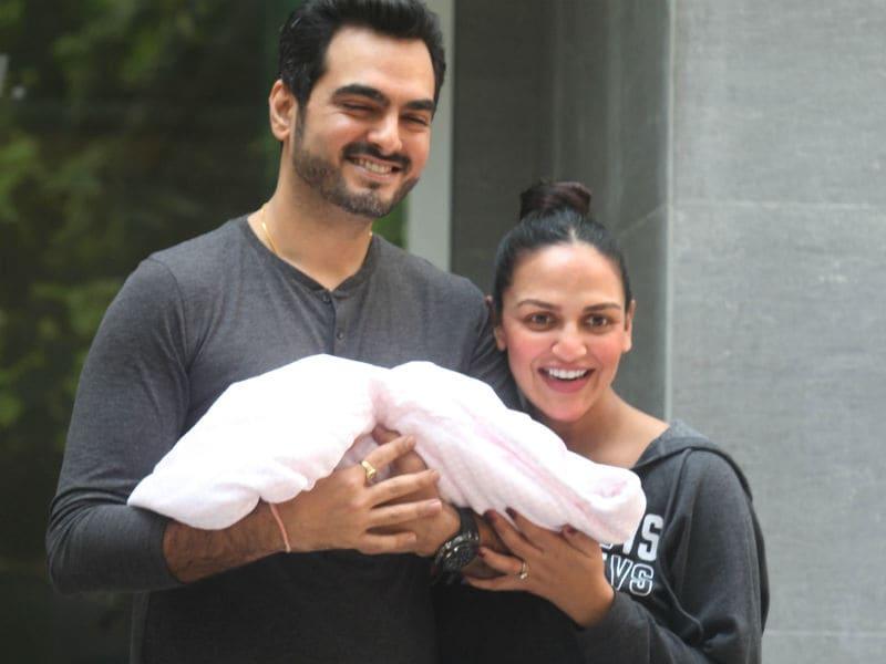 Esha Deol, Bharat Takhtani Welcome Baby Girl