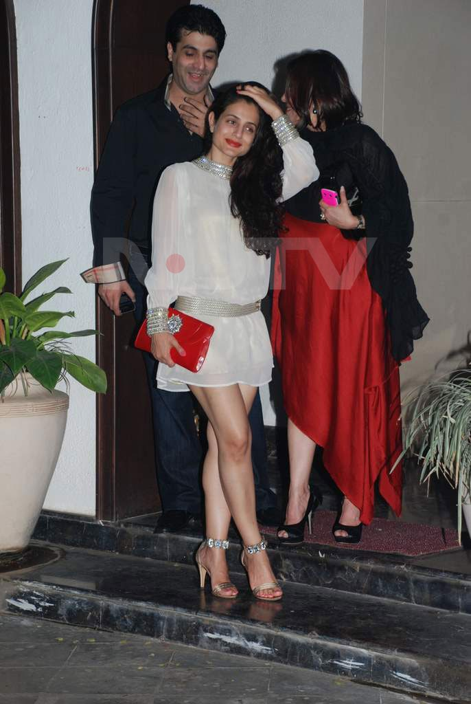 Celebs at Farah Khan Ali's birthday bash