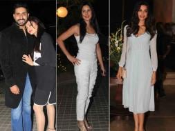 Photo : Aishwarya, Katrina, Deepika at Farah Khan's Birthday