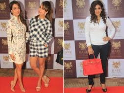 Photo : Monday Style Check: Malaika, Amrita, Raveena