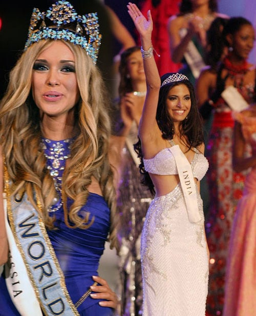 India comes close to Miss World crown but…