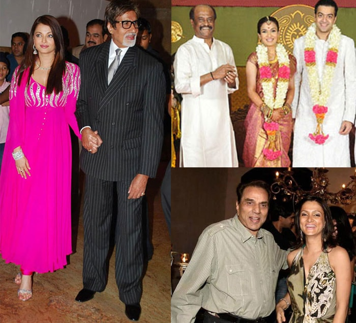 Bollywood's Fathers-in-law
