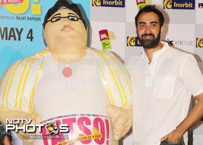 Gul Panag's crazy about Fatso the clown
