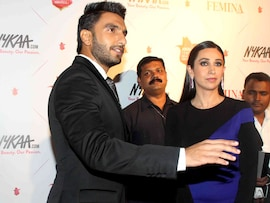 Karisma, Ranveer, Sonakshi Lead A-List Red Carpet at Femina Beauty Awards