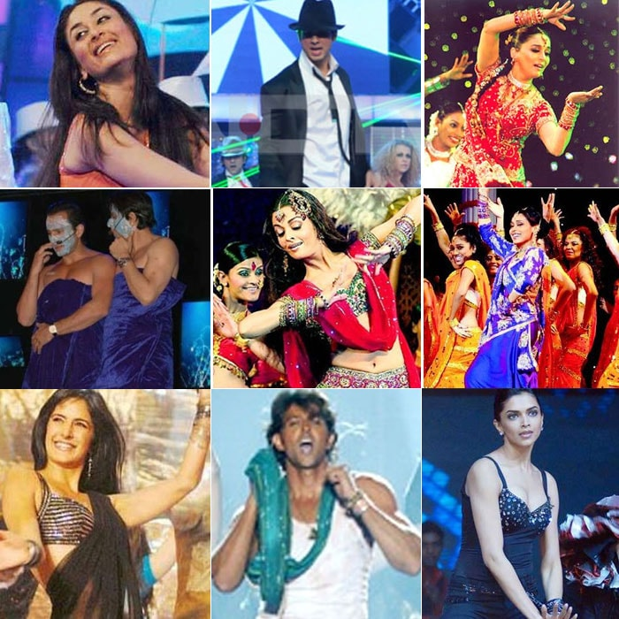 Filmfare: The Entertainers