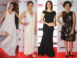 Photo : Filmfare Has a Party: Priyanka, Alia, Tabu, Dia