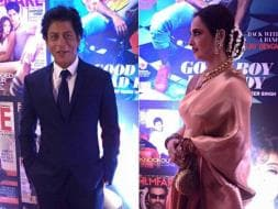 Photo : A Night of Filmy Fashion With SRK, Rekha, Sonam and Alia
