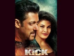 Photo : Kicking Up a Storm: Salman, Jacqueline?