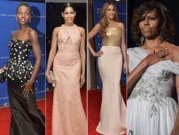 Photo : At the White House, Some of the World's Most Beautiful Women