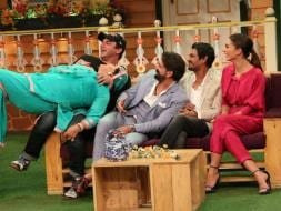 Photo : Team Freaky Ali Goes ROFL on The Kapil Sharma Show