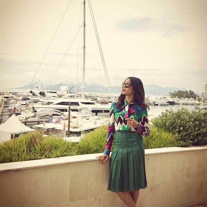Top 10 Freida Pinto Pics From Instagram Freida Pinto Instagram