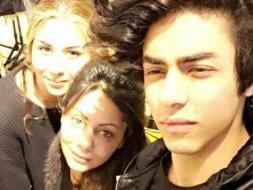 Photo : Vacation Diaries: Gauri and Aryan's Selfie Tops the List