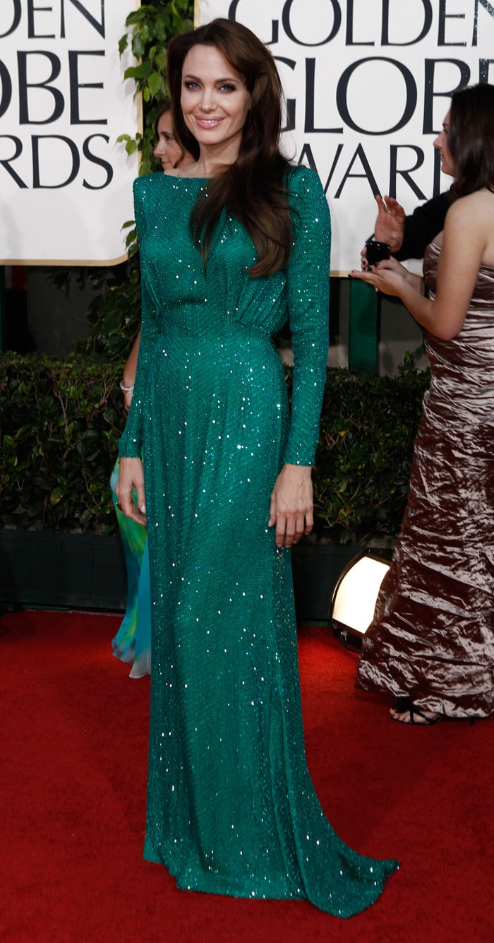 68th Golden Globes: The Red Carpet