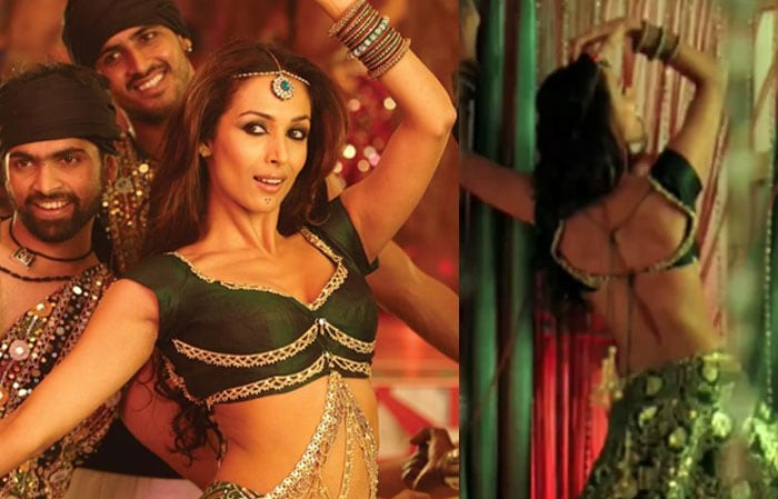 malaika munni Bollywoods <Ghagra> moments bollywood gallery