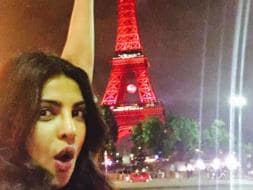 Photo : Girls' Day Out: Priyanka, Nargis, Asin's Fun Moments on Foreign Shores