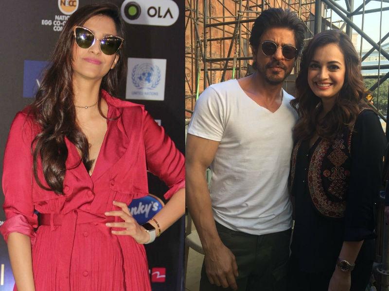 Global Citizen Festival Red Carpet: Sonam, Dia, SRK Steal The Show