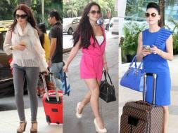 Photo : Gauri Khan's Starry Guests Leave for Goa: Preity, Elli, Urvashi