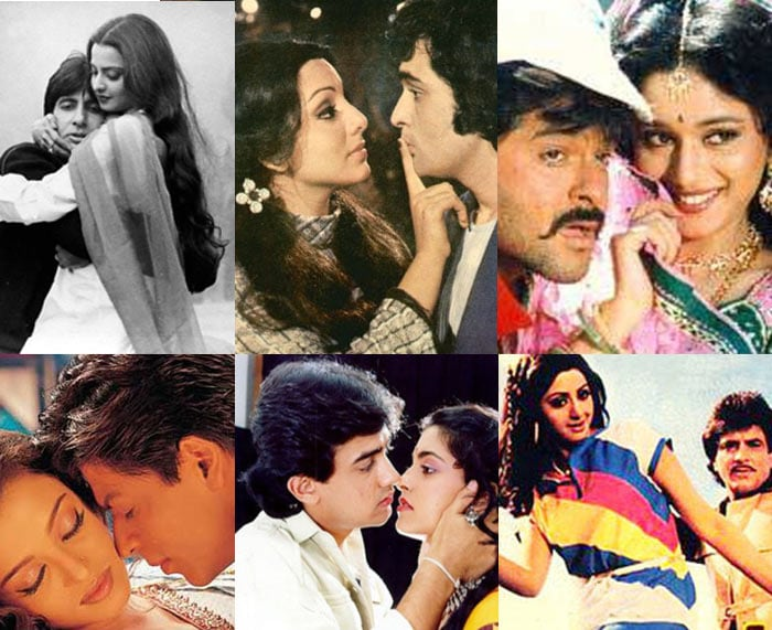 Golden couples of Bollywood