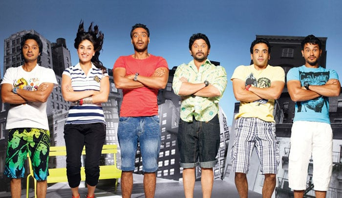 First look at Golmaal 3
