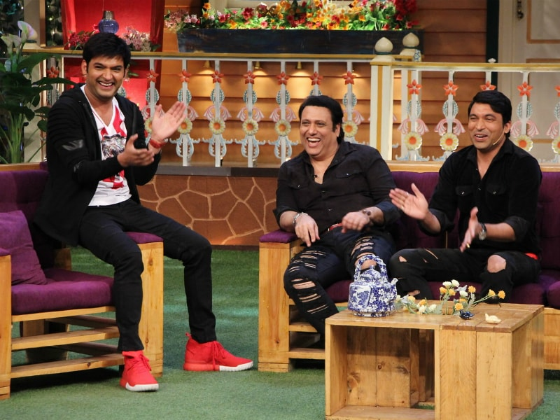 Aa Gaya Govinda With His Laughter Therapy