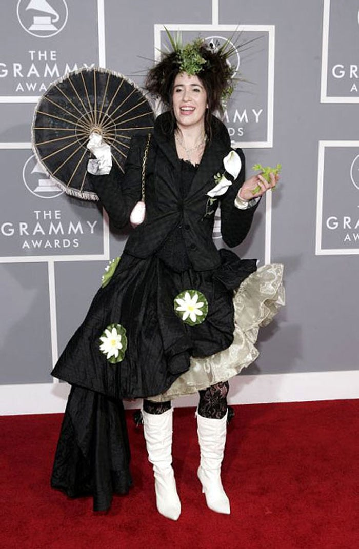 Grammy Worst Dressed Ever