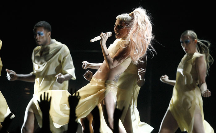 Grammys 2011: Performances