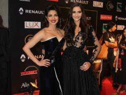 Photo : Femme Fatales at Guild Awards: Priyanka, Sonam
