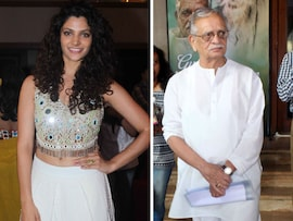 A Night Of Poetry With <i>Mirzya</i>'s Saiyami Kher, Gulzar