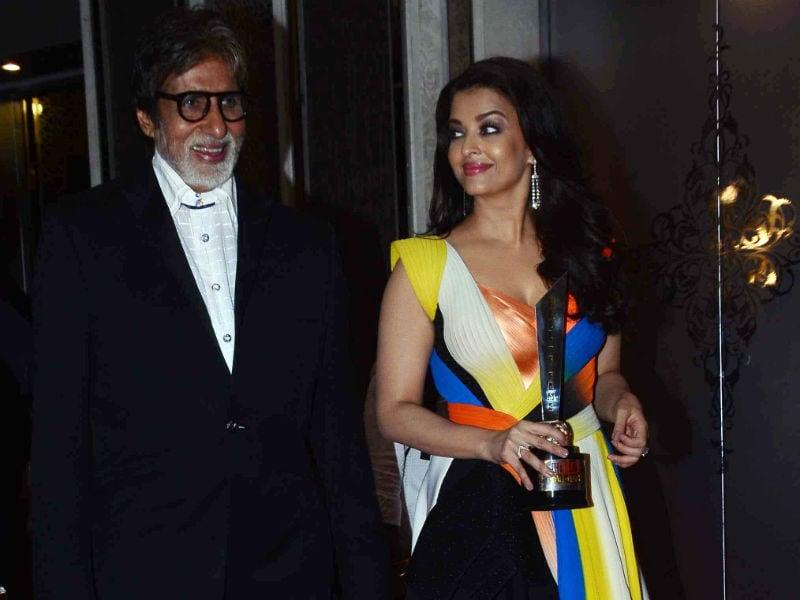 A Classy Hall of Fame: Big B, Aishwarya