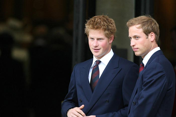 Harry and William: Brothers In Arms
