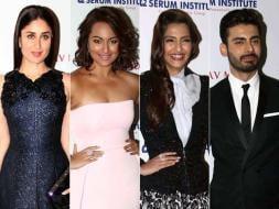 Photo : Hello! Hall of Fame: Kareena, Sonakshi, Sonam, Fawad