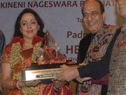 Photo : 7th ANR National Award Presentation to Hema Malini