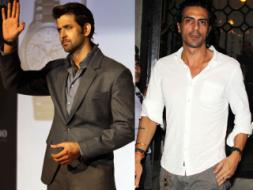 Photo : Hrithik watches it, Arjun has a date night
