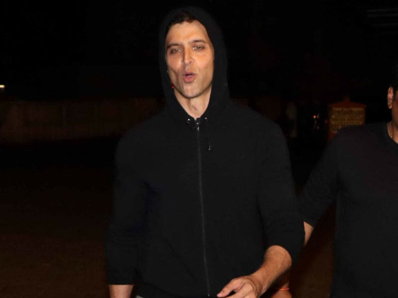 Hrithik Roshan's Monday Was All About The 'Power'
