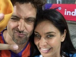 Photo : This is How Much Fun Hrithik Roshan, Lisa Ray Had Together