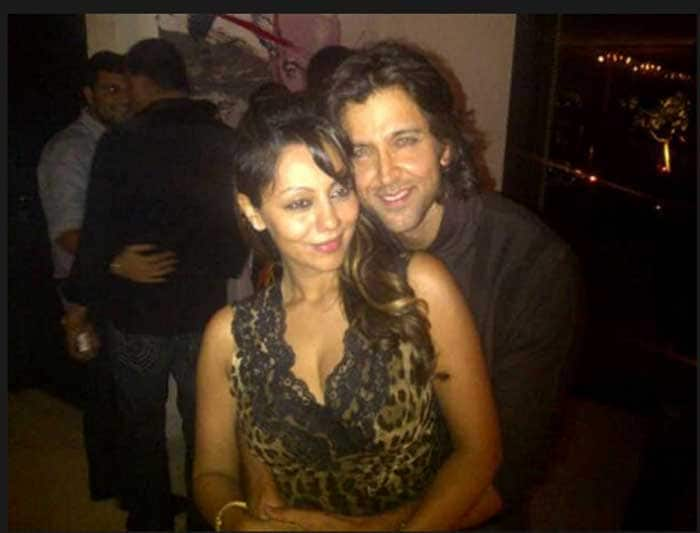 Hrithik finds Gauri Khan 'hot'