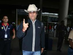 Photo : Fardeen Khan, Aren't You Happy To See Us?