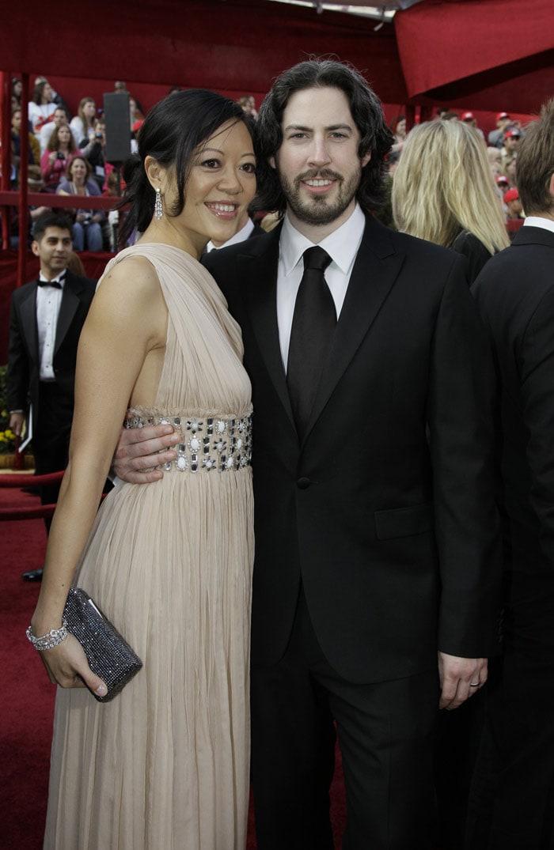 Jason Reitman Wife Jason Reitman And His Wife