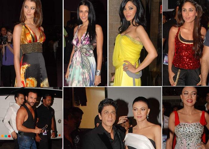 Shahrukh Khan, Kareena Kapoor, SAif Ali Khan... les invités d'honneur de la finale 'I AM She'.