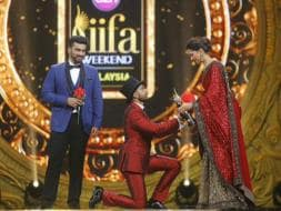 Photo : At IIFA, Ranveer Wears His Heart on Sleeve For Deepika