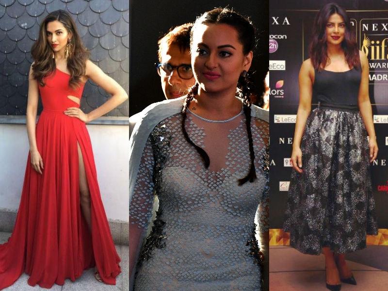 Deepika, Priyanka And Sonakshi Are Madrid's Most Gorgeous