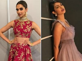 Wait, Stop and See: Deepika, Priyanka's IIFA Fashion