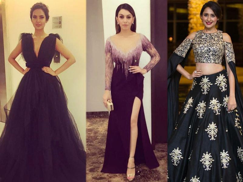 IIFA Utsavam: Esha Gupta, Hansika Motwane, Pragya Jaiswal Top Best Dressed List