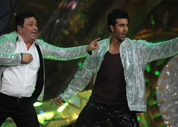 IIFA Awards: Dancing with the stars