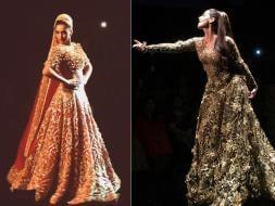 Photo : Sonam Kapoor Looks Twice as Nice at the Bridal Fashion Week