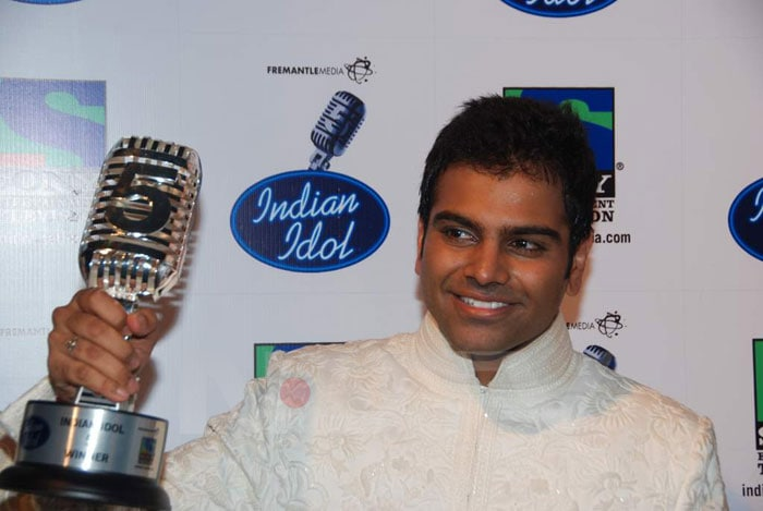 Hyderabad's Sreeram is Indian Idol 5