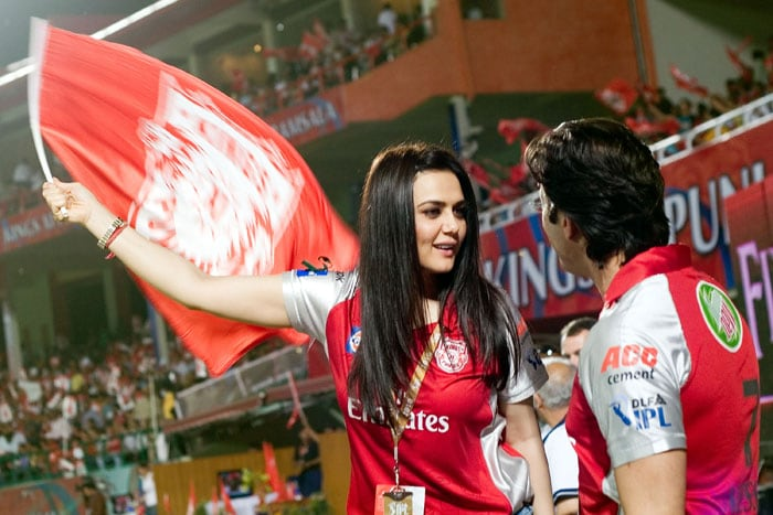 Are Preity, Ness bonding again?
