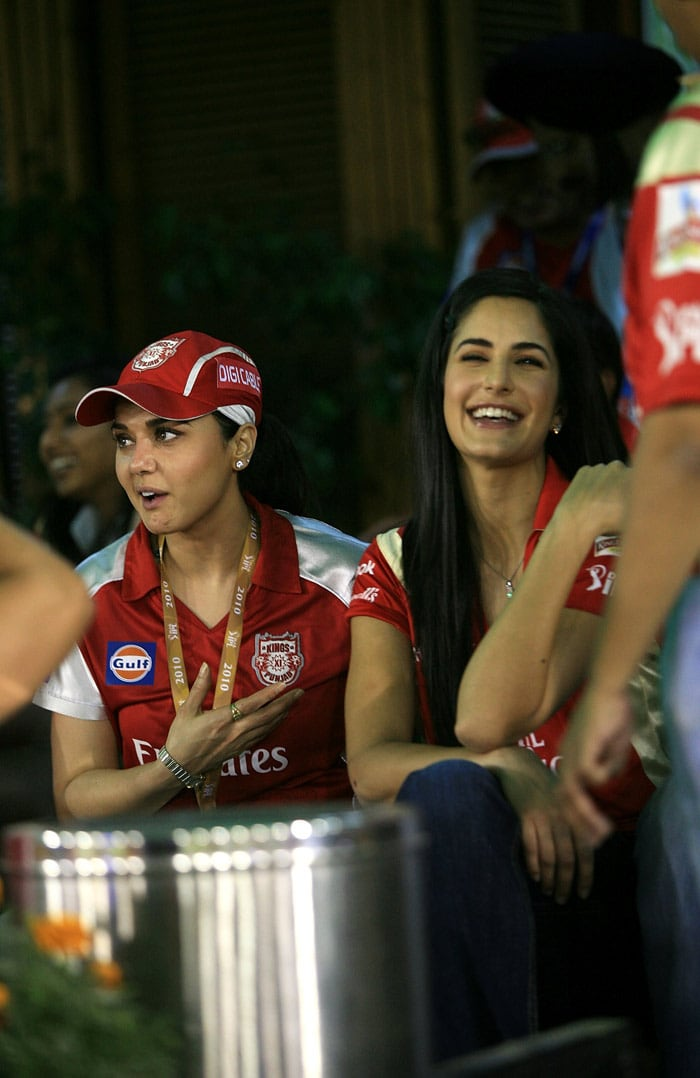 Different moods at IPL 2010