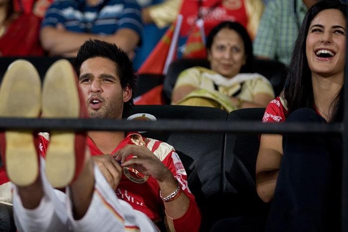 Different moods at IPL 2010