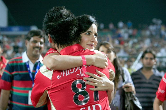Katrina is RCB's lucky charm